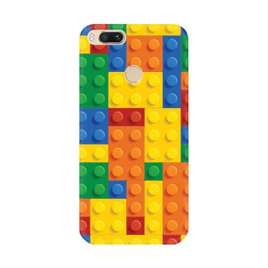 Flazzstore Lego Brick Custom Casing for Xiaomi Mi A1 or Xiaomi Mi 5X