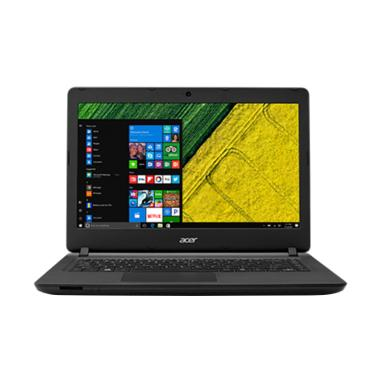 Acer ES1-432-P56M Laptop - Black [1 ... on N4200/4GB/500GB/Win10]