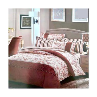 Melia Bedsheet J-3779 Katun Jepang Bed Cover