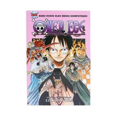 Elex Media Komputindo ONE PIECE 36 Buku Komik [200018229]