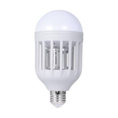 Tokokadounik Home Zapp Light with Insect Killer Bohlam Lampu