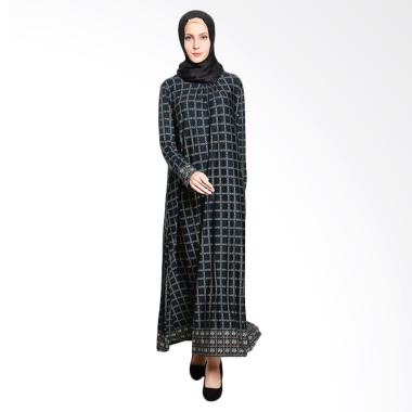 Elzatta Monica Gamis - Dark Green