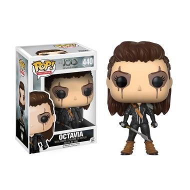 Funko Pop Television 10279 The 100 Octavia Blake Vinyl Figure