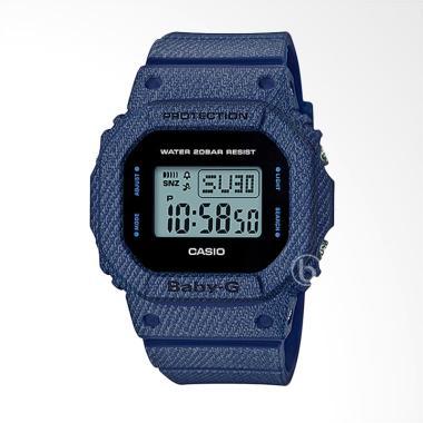 CASIO Baby-G BGD-560DE-2DR Denim Ltd. Edition Jam Tangan Wanita - Blue