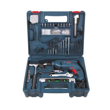 Bosch GSB 500 RE Complete Kit Set Mesin Bor