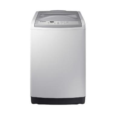 Samsung WA-10M5120SG Mesin Cuci Top Load - Putih [10 kg]