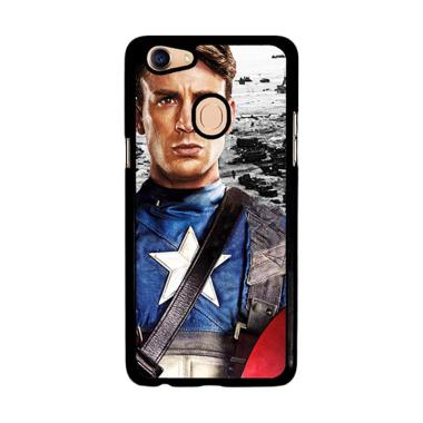 Flazzstore Chris Evans Captain America X0130 Custom Casing for Oppo F5