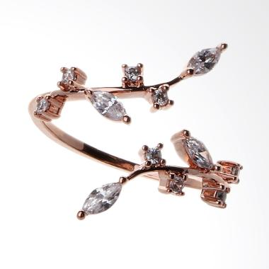 Cocoa Jewelry Tinker Bell Cincin - Rose Gold