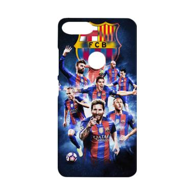 Acc Hp Fc Barcelona W4875 Casing for Xiaomi Mi A1 or Mi 5X