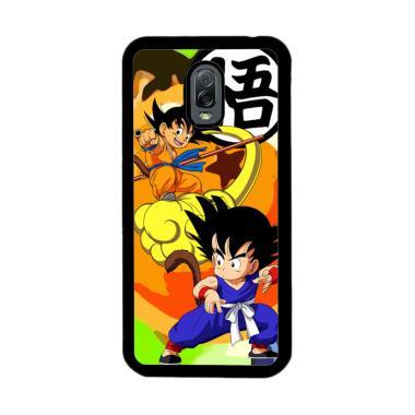 Flazzstore Dragonball Kid Goku C035 ... or Samsung Galaxy J7 Plus