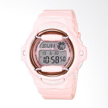 CASIO Baby-G BG-169G-4B Sports Jam Tangan Wanita - Pink Rosegold