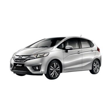Honda Jazz 1.5 S Mobil - Alabaster Silver Metallic