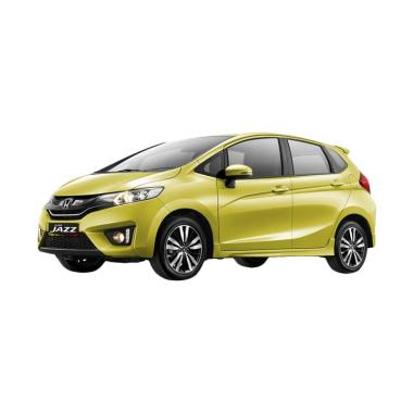 Honda Jazz 1.5 E RS Mobil - Attract Yellow Pearl