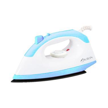 harga Kirin KEI 320S / KEI320S Setrika Elektrik - White Blue Blibli.com