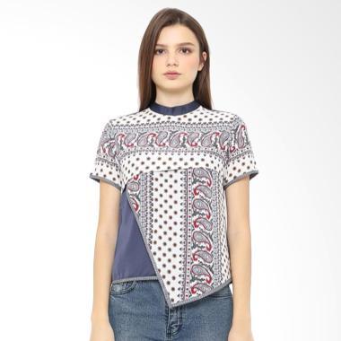 Arya Putri Batik Ats 002 Wgy Baju Batik Atasan Wanita