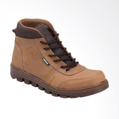 Catenzo Sepatu Boots Kasual Pria [CTZ-FS 006]