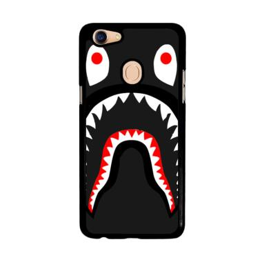 Flazzstore Bape Black Shark J0167 Custom Casing for Oppo F5