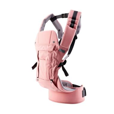 harga Haenim Baby Carrier 9+ Gendongan Bayi - Pink Blibli.com