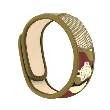 Para'Kito Mosquito Repellent Wristband - Camo