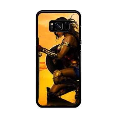 Acc Hp Wonder Woman O0689 Casing for Samsung Galaxy S8 Plus