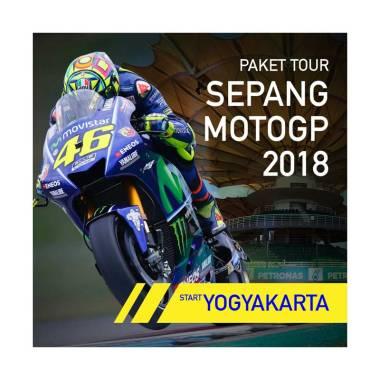 TX Travel Paket Tour Sepang MotoGP  ... rasia [4D3N-2-5 Nov 2018]