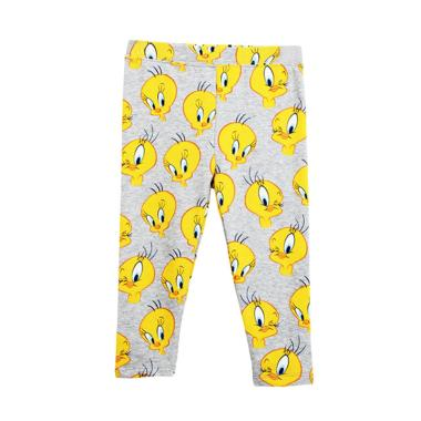 Cargo BG L05 Cotton Legging Branded Celana Anak Perempuan - Grey Duck