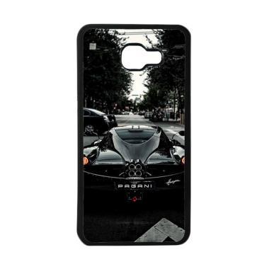 Acc Hp Black Pagani Huayra L2065 Casing for Samsung Galaxy A3 2016