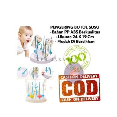 harga Unik Rak Tempat Pengering Botol Susu Dan Dot Bayi  Drying Rack Berkualitas Blibli.com