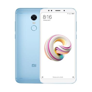 Xiaomi Redmi 5 Plus Smartphone - Light Blue [32 GB/ 3 GB]
