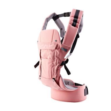 22b79d645b3 Haenim Hipseat Baby Carrier 9+ Gendongan Bayi - Pink