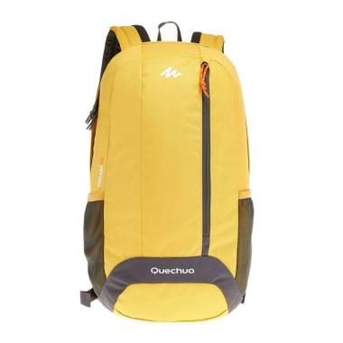 Arpenaz Quechua Hiking Backpack Unisex - Yellow [20 L]