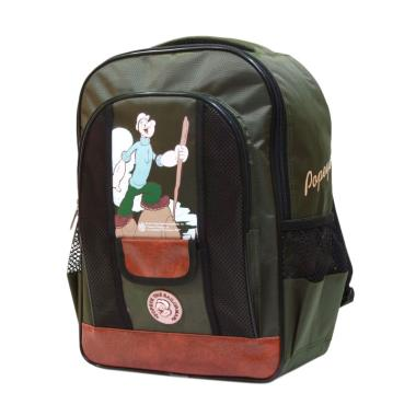 Popeye Adventure Backpack L / Tas Sekolah / Bag / Ransel Anak