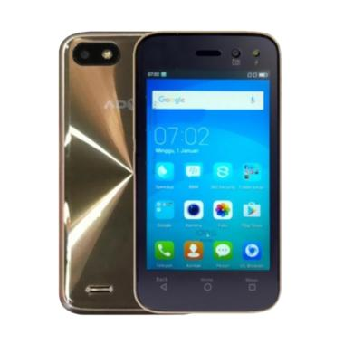 Advan S4Z Plus Smartphone - Gold [8GB/1GB]