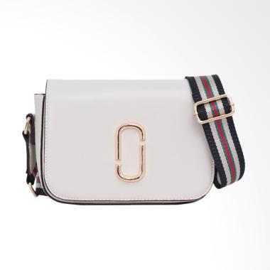 Lorica by Elizabeth Harmonia Sling Bag - Putih