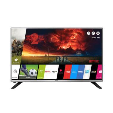 LG 32LJ550D Smart LED TV - Silver [WEB OS 3.5/ 32