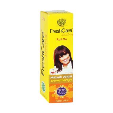 harga Freshcare Roll On Minyak Angin Splash Fruity [10 mL] Blibli.com