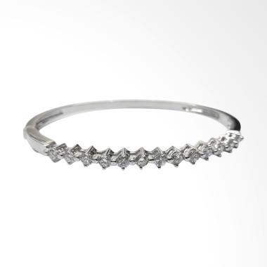 Pentacles SG2834 White Gold Bracelet With Diamond