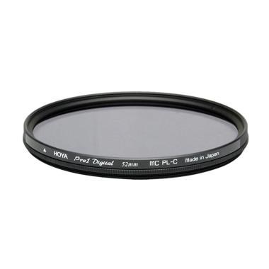 Hoya CPL 52mm Filter Lensa