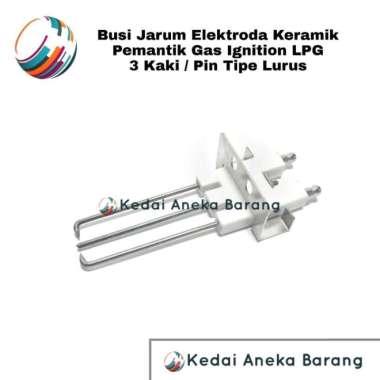 harga Busi Jarum Ignition Igniter Pemantik Gas Infared Burner 3 Pin Kaki multicolor Blibli.com