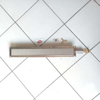 harga Kompor Stove Keramik Ceramic Infrared Gas LPG NG Burner 570mm x 95mm multicolor Blibli.com