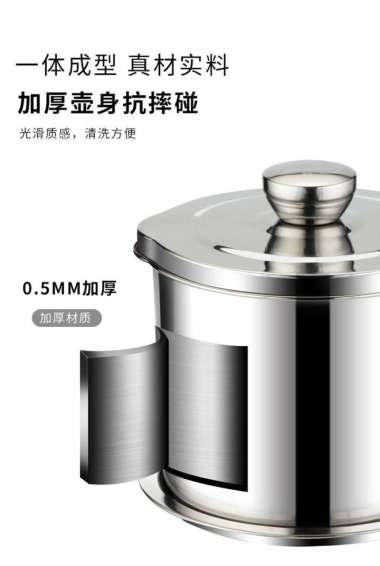 harga Oil Filter Pot Saringan Minyak 3 Warna (14 L dan 17 L) - 14 L BEIGE Multicolor Blibli.com
