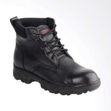 Blackkelly Boots Shoes Sepatu Boot Pria [BLK-LBU 532]
