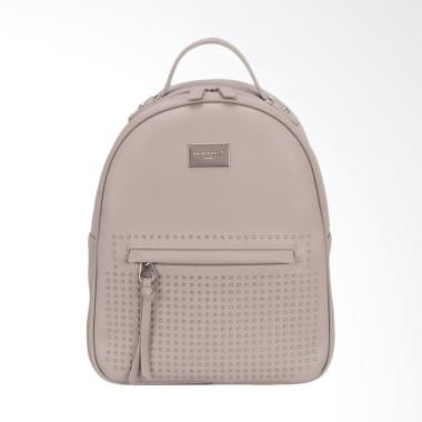 David Jones CM3726 Mini Backpack Wanita - Light Grey