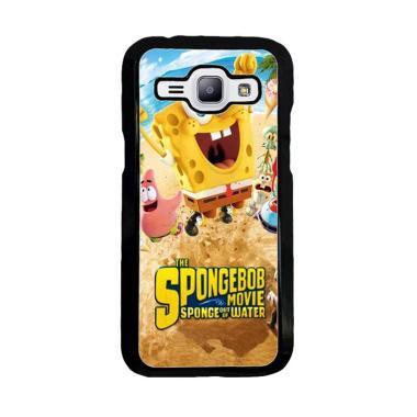 Acc Hp Spongebob ot of Water Y0064 Custom Casing for Samsung J1 Ace