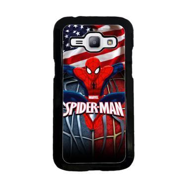 Acc Hp Spider Man C0264 Custom Casing for Samsung J1 Ace