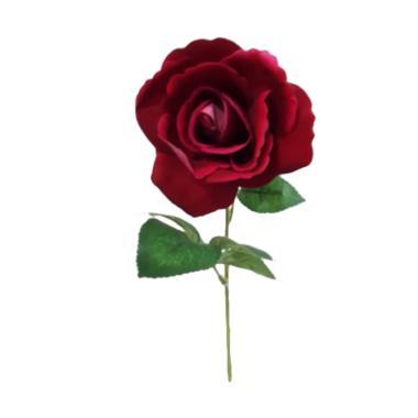 Jual Bunga Mawar Merah Artificial Online Harga Baru Termurah 7821a98e82
