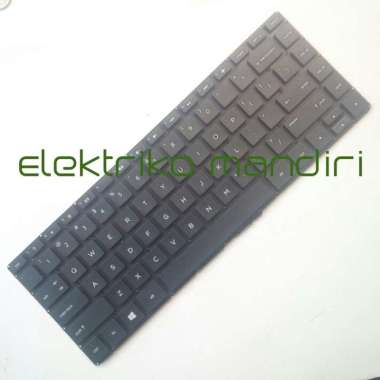 harga Keyboard HP Pavilion 14-v000 14-v100 14-v200 14-v011tx 14t-v200 Hitam Blibli.com