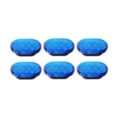 DNY 258 LED Set Bohlam Lampu Mobil [6 pcs]