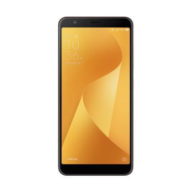 Asus Zenfone Max Plus M1 Smartphone - Gold [4GB/ 64GB]