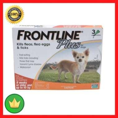 harga Flea & Tick Plus Untuk Anjing Kecil Flea & Tick Plus Untuk Anjing Kecil Blibli.com